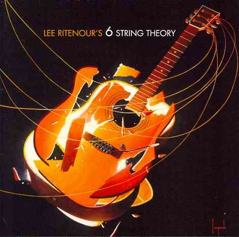 6 STRING THEORY BY RITENOUR,LEE (CD)